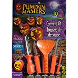 Pumpkin Masters Pumpkin Carving Kit