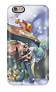 Hot New Ash And His Pokemon Case Cover For Iphone 6 With Perfect Design
