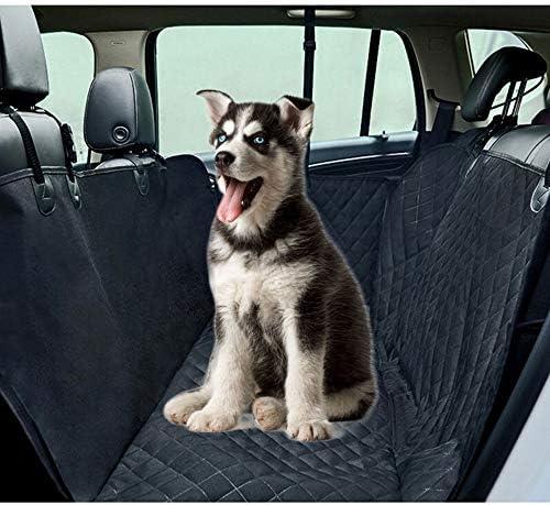 ペットシートカバー 異なる車両用ペットバックシートカバー600Dオックスフォード布シートプロテクターカバー (Color : One color, Size : 147x137cm)