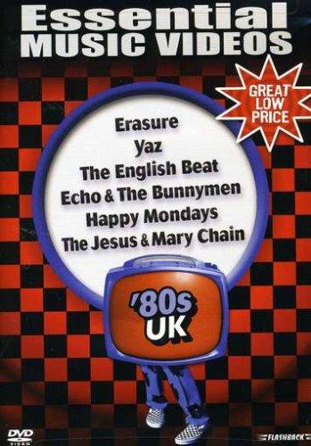 Essential Music Videos: 80's UK