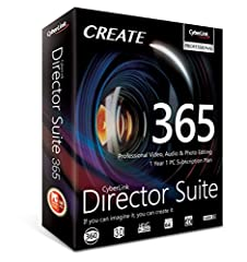 Director suite 365 is the definitive software package for creative professionals, blending precision editing tools for video, audio, and photo with access to a wealth of unique creative content. A smooth, highly-efficient post-producti...