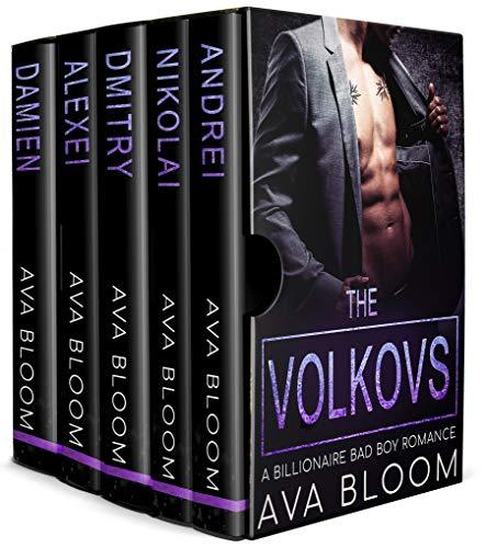 The Volkovs: A Billionaire Bad Boy Mafia Romance Box Set