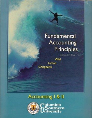 Fundamental Accounting Principles Textbooks Slugbooks border=
