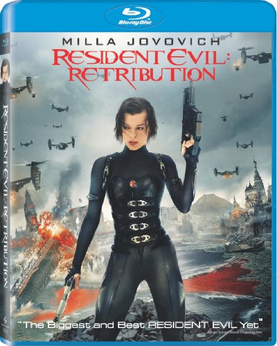Resident Evil: Retribution (+ UltraViolet Digital Copy) [Blu-ray]