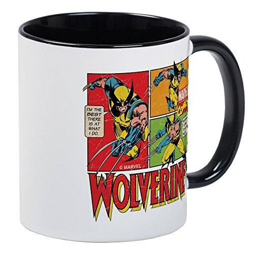 CafePress Wolverine Comic Mug Unique Coffee Mug, Coffee Cup