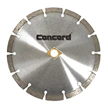 Concord Blades SSB100D10CP 10 Inch General Purpose Premium Segmented Diamond Blade