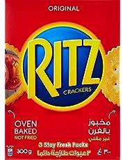 Ritz Original Crackers, 300g - Pack of 1