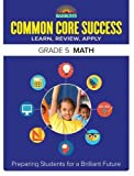 img - for Barron's Common Core Success Grade 5 Math: Preparing Students for a Brilliant Future book / textbook / text book
