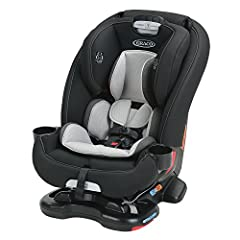 Current car seats have to be reinstalled to adjust the recline to help soothe your child. The Graco Recline 'n Ride 3-in-1 Car Seat featuring On the Go Recline is the only car seat that can recline without uninstalling (in harness mode only)....