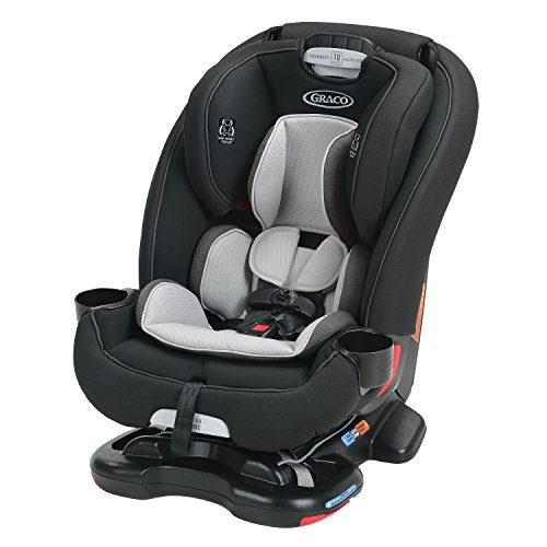 Graco Recline N' Ride 3-in-1 Car Seat Featuring On The Go Recline, Murphy