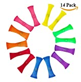 #10: Hands Fidget Toy for Relaxing Therapy Set of 14, Relieves Stress & Anxiety Attention Toy for Adults and Children