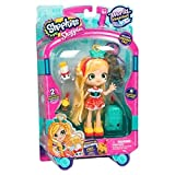 Shopkins Series 8 World Vacation Shoppies Doll - Spaghetti Sue (Dispatched From UK)