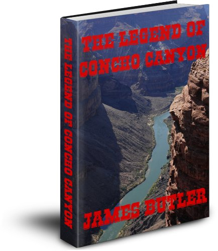 The Legend Of Concho Canyon