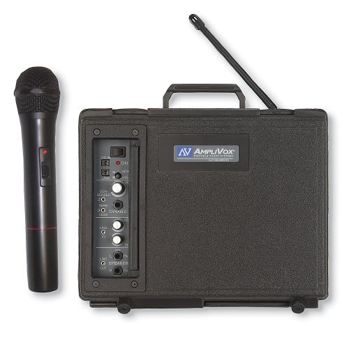 Amplivox Sw223 Wireless Audio (APLSW223 - Wireless Handheld Audio Portable Buddy)