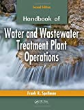 img - for Handbook of Water and Wastewater Treatment Plant Operations, Second Edition by Frank R. Spellman (2008-11-18) book / textbook / text book