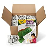 Crayola Model Magic White, Modeling Clay Alternative, Bulk School Supplies Classpack,75 Single Packs, 1 oz