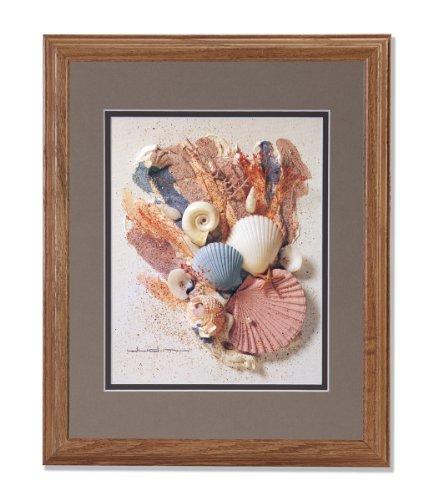 Ocean Starfish Sea Shell Beach Bathroom # 6 Wall Picture B/C