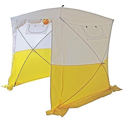 newest bd42e 2028d Amazon.com: Goutime 6.5x6.5 Feet Instant Pop Up Work Tent ...