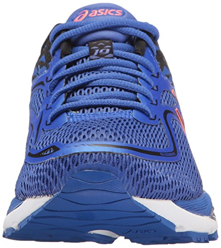 narrow ASICS Purple 19 Coral GEL Running women's width Blue Cumulus Flash 2A T7B8N Shoes Black qnrqX6RP