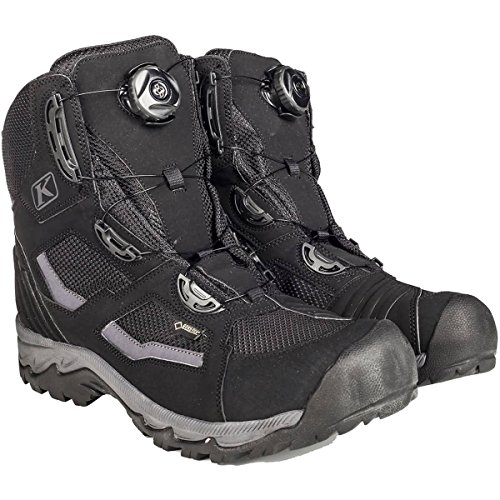 Klim Outlander GTX Men's Street Motorcycle Boots - Black / 11
