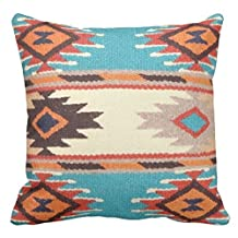 Tribal Western Native Pattern Print 19 Pillow Case