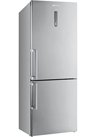 Smeg FC40PXNE3 Independiente 357L A+ Acero inoxidable nevera ...