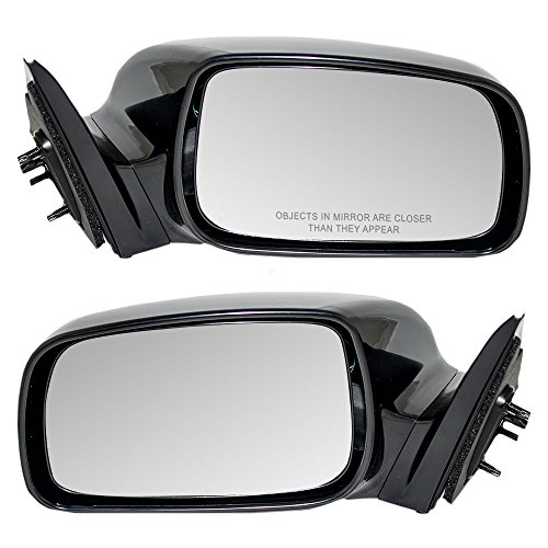 (Driver and Passenger Power Side View Mirrors Heated Replacement for Toyota USA Japan 8794006200C0)