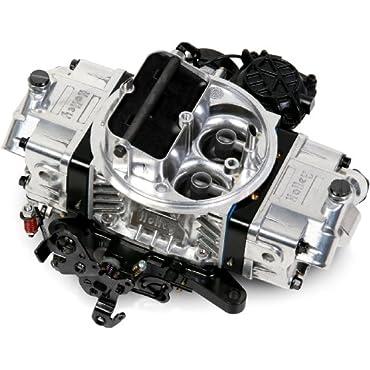 Holley 0-86670BK 670 CFM Ultra Street Avenger Four Barrel Carburetor Black