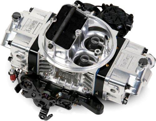 Holley 0-86670BK 670 CFM Ultra Street Avenger Four Barrel Carburetor - Black 670 Cfm Street Avenger Carburetor