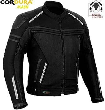 0c43e81fecc MENS MESH AIR VENT TECHNOLOGY CE SUMMER MOTORBIKE/MOTORCYCLE TEXTILE JACKET  (XXL): Amazon.co.uk: Car & Motorbike