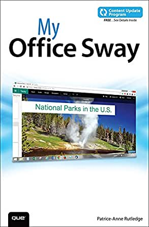 My Office Sway (includes Content Update Program) (My...) (English ...