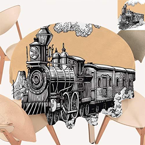 - Antique Train 36