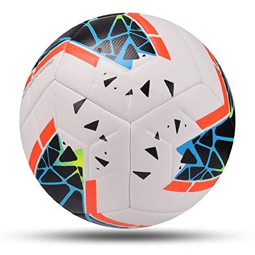 aolongwl Balón de fútbol Pelota De Fútbol Más Nueva De 2020, Tamaño Estándar 5, Pelota De Fútbol, Material De PU…