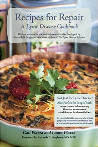 does a gluten free diet help lyme disease