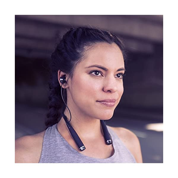 Best fitness trackers LifeBEAM Vi Sense Wireless Headphones with on-Demand AI Personal Trainer. Vi's