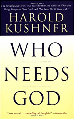 Amazon Fr Who Needs God Harold Kushner Livres