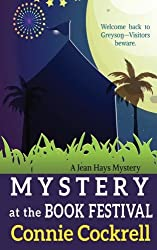 Mystery at the Book Festival (Jean Hays Series) (Volume 3)