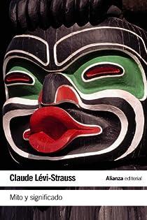 Mito y significado par Lévi-Strauss