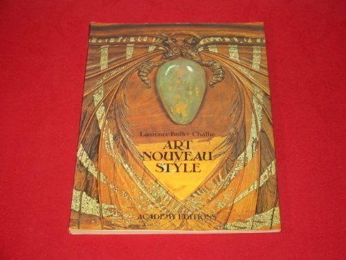 Art Nouveau Style by Laurence Buffet-Challie (1982-04-30)