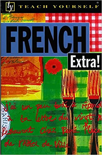 Book French Extra! (Teach Yourself)