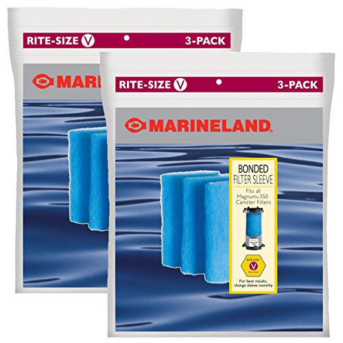 Marineland Bonded Filter Sleeve for Magnum 350 Canister Filter
