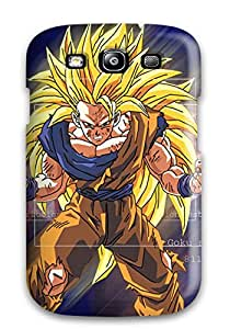 Leana Buky Zittlau's Shop 7211008K42017080 Tpu Shockproof Scratcheproof Dbz Hard Case Cover For Galaxy S3