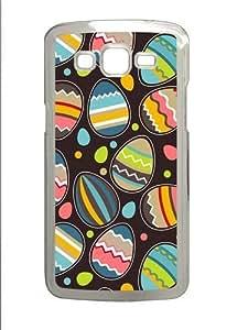 Chocolate Eggs1 Polycarbonate Hard Case Cover for Samsung Grand 2/7106 Transparent