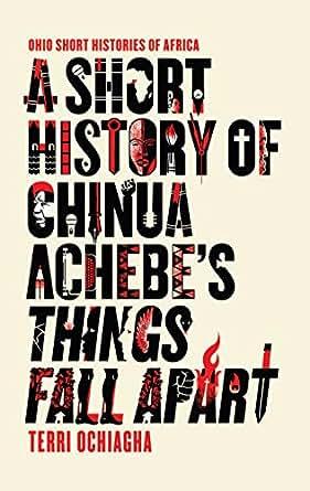 chinua achebe literary style