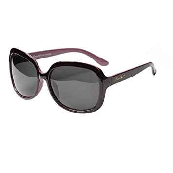 1ad6c0c40afd6 Image Unavailable. Image not available for. Color  LianSan Oversized  Women s Sunglasses Polarized Sunglasses Lsp301 ...