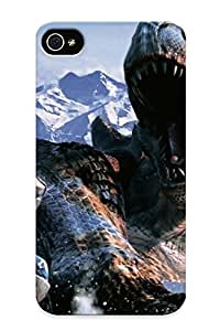 New Kill The Dragon Tpu Case Cover, Anti-scratch Stylishgojkqt Phone Case For Iphone 4/4s