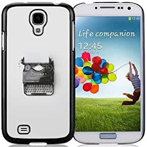 Unique Designed Cover Case For Samsung Galaxy S4 I9500 i337 M919 i545 r970 l720 With Mn Florian Klauer Type Writer Minimal Phone Case Kimberly Kurzendoerfer