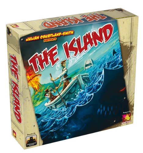 Asmodee The Island – Español ISL01