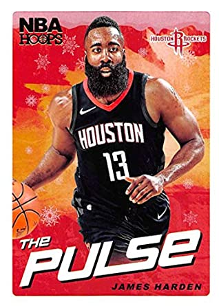 meet 62f4e 62c49 Amazon.com: 2018-19 Panini NBA Hoops The Pulse Winter ...