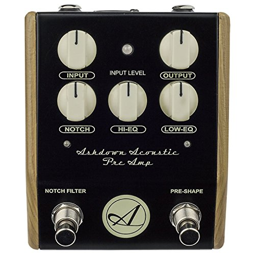 Ashdown AA-PEDAL Acoustic Guitar Preamp Pedal by Ashdown
